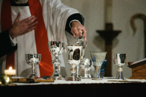 Sung Service of Holy Communion @ St Peter's Church