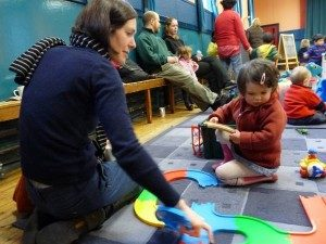 Monday Toddler Group @ St Peter's Church Hall