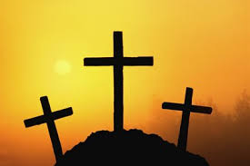 Meditation for Good Friday: 2pm-3pm:  @ St Peter's Church