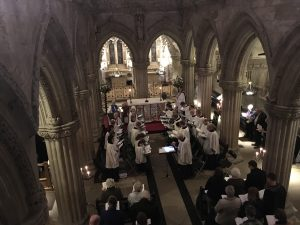 Choral Evensong in Rosslyn Chapel @ Rosslyn Chapel
