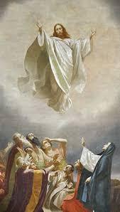 Ascension Day Sung Eucharist: 8pm @ Crichton Collegiate Church