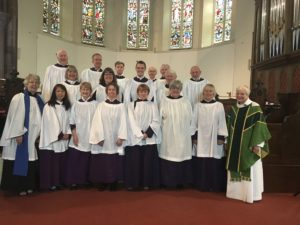 Adult Choir @ St Peter's Church Hall